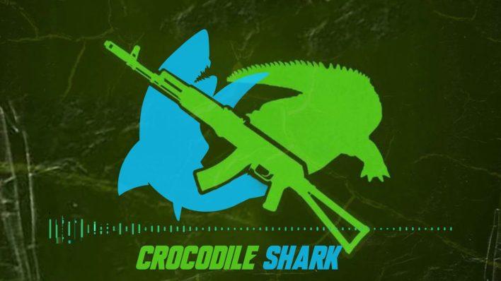 Skillibeng - Crocodile Shark (Crocodile teeth freestyle)