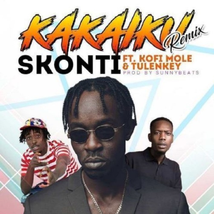 Skonti – Kakaiku Remix Ft Kofi Mole x Tulenkey mp3 download