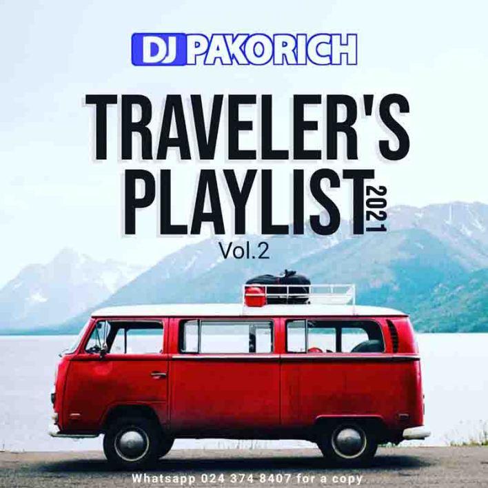 DJ Pakorich - Travelers Playlist Vol.2 (DJ Mixtape)