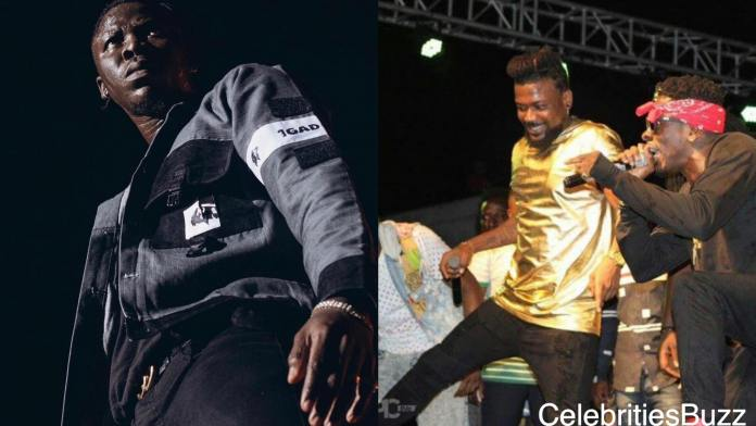 There is only 1Gad but so many 'Dons' and 'Kings'; Stonebwoy shades Shatta Wale & Samini