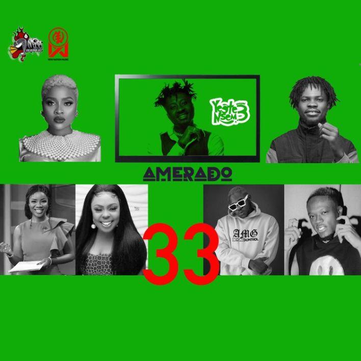 Amerado – Yeete Nsem Episode 33 mp3 download