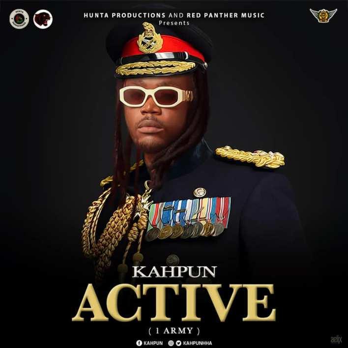 Kahpun - Active (1Army) (Prod By ABE Beatz)