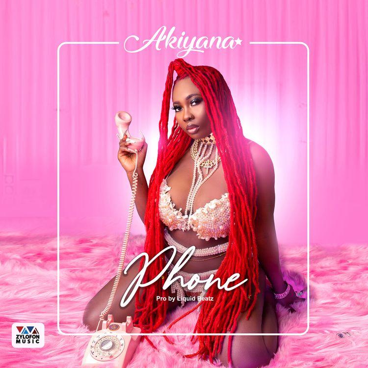 Akiyana – Phone (Prod. By Liquid Beatz) mp3 download