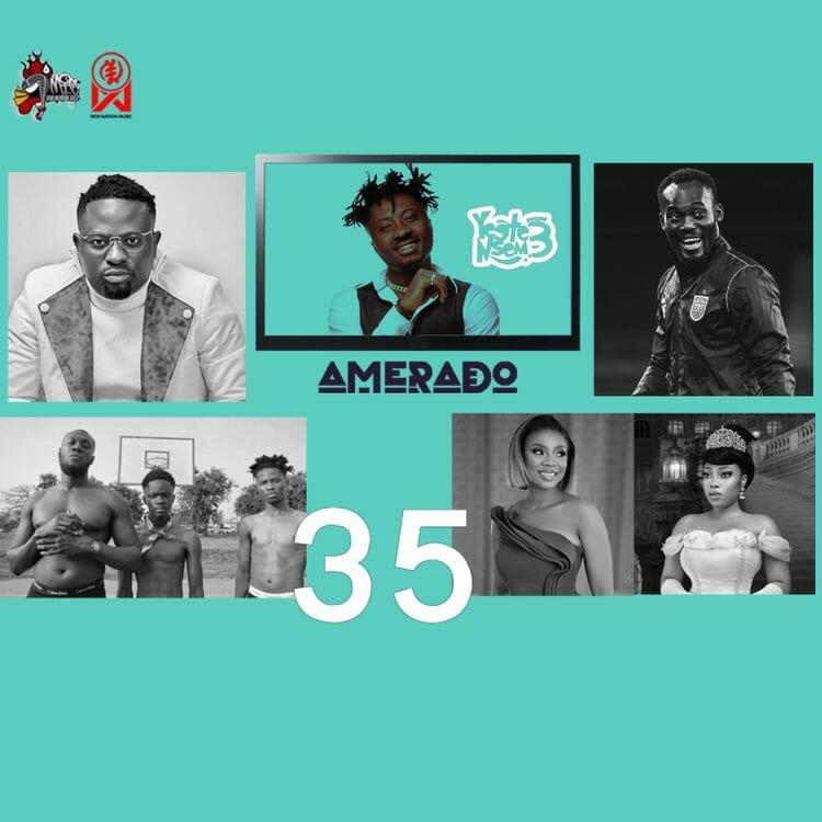 Amerado – Yeete Nsem Episode 35 mp3 download