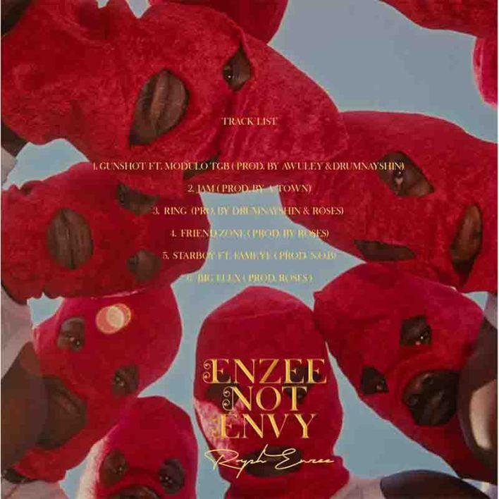 Raph Enzee - Starboy Ft Fameye (Not Envy EP)