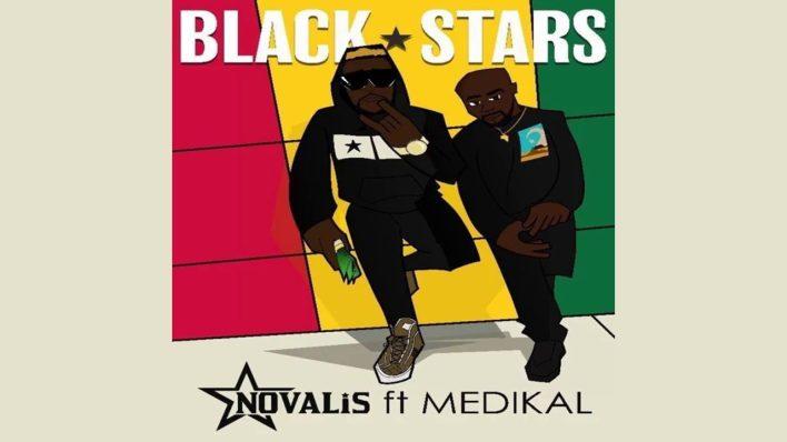 Novalis - Black Stars Ft Medikal
