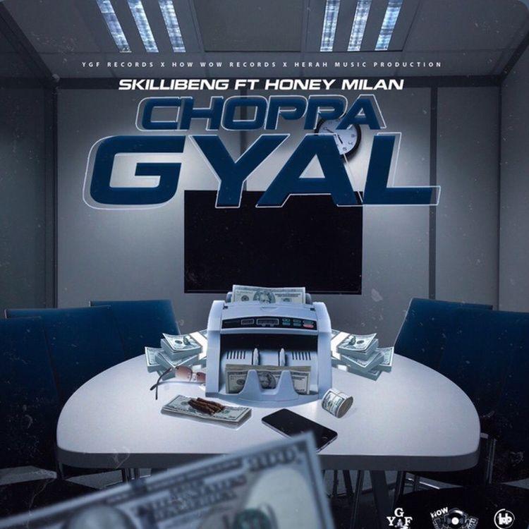 Skillibeng – Chappa Gyal Ft Honey Milan mp3 download