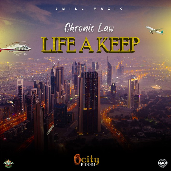 Chronic Law – Life A Keep mp3 download