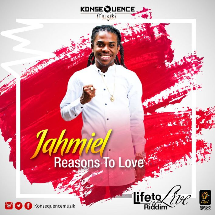 Jahmiel - Reason To Love (Life To Live Riddim)