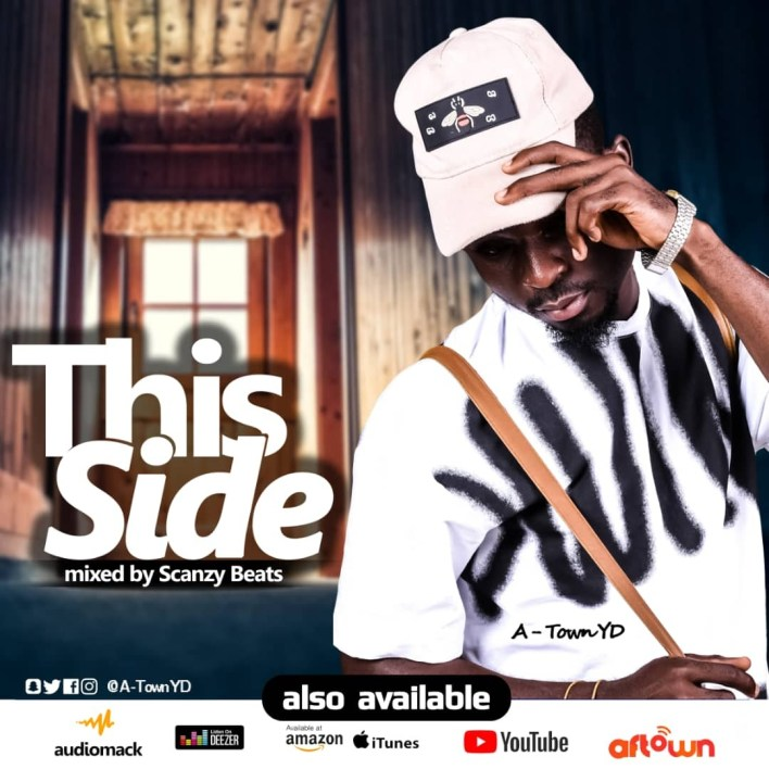 A - Town TD - This Side (Mixed By Scanzybeatz)