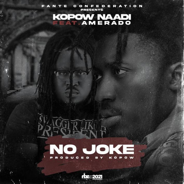 Kopow - No Joke Ft Amerado