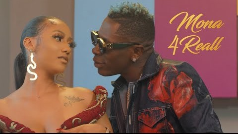 Mona 4Reall – Baby Ft Shatta Wale mp4 download