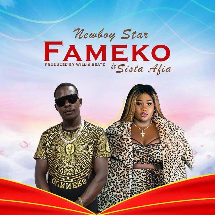 NewBoy Star - Fameko Ft Sista Afia