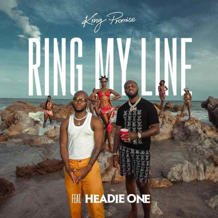 King Promise – Ring My Line Ft Headie One mp3 download