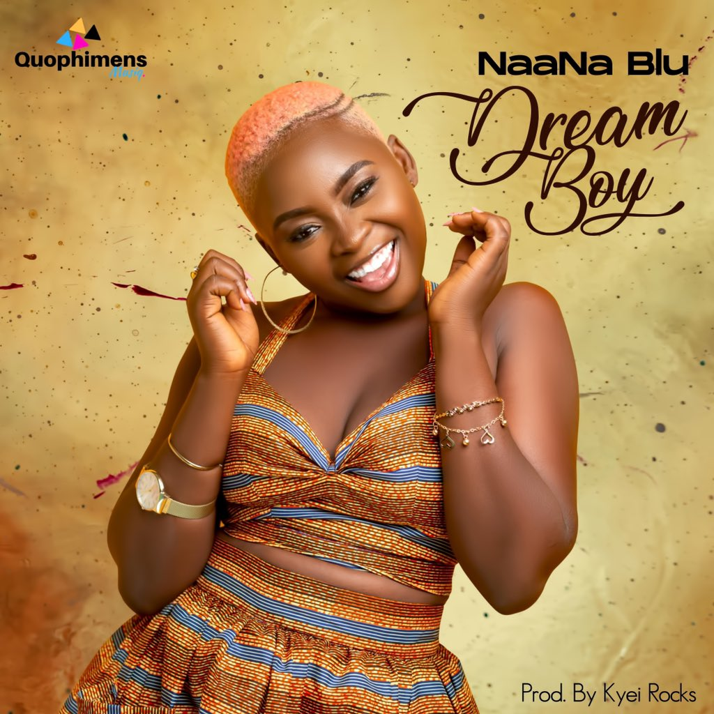 Naana Blu – Dream Boy mp3 download