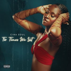 Cina Soul - Spattention (Space & Attention)
