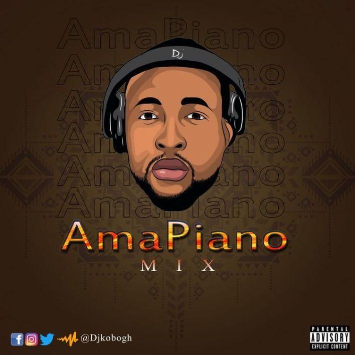 DJ Kobo - Amapiano Mix (DJ Mixtape)