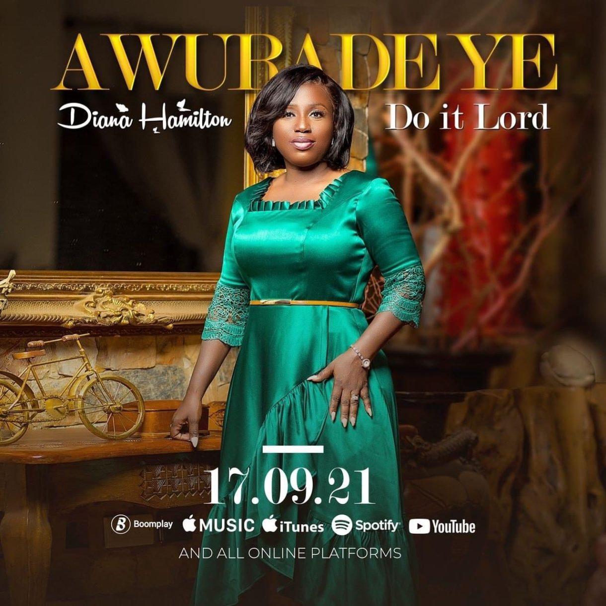 Diana Hamilton – Awuradeye mp3 download