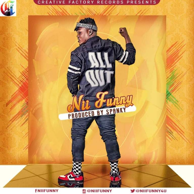 Nii Funny – All Out mp3 download