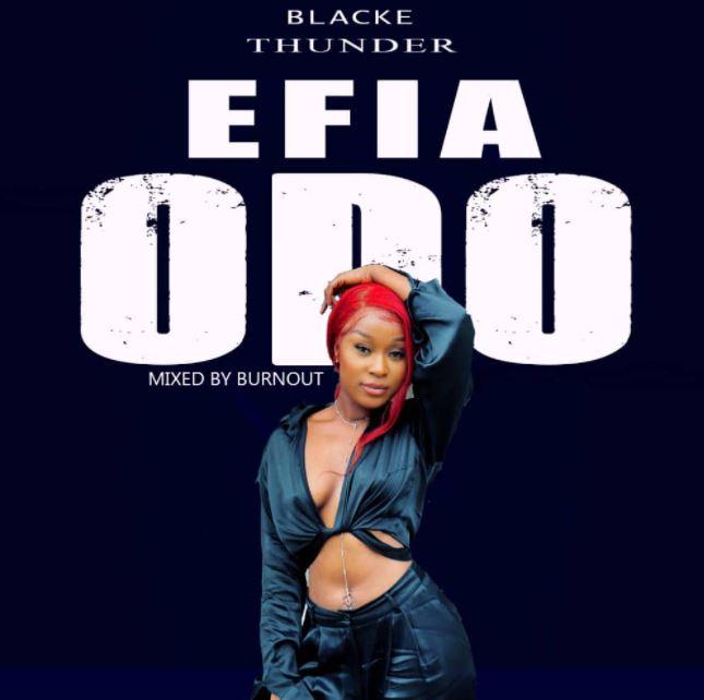 Blacke Thunder - Efia Odo