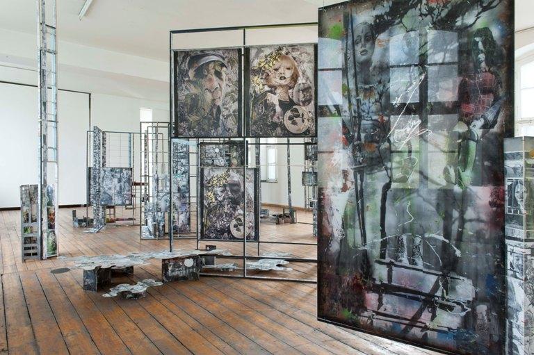 Ausstellungseröffnung im Atelierhaus Aachen e.V.