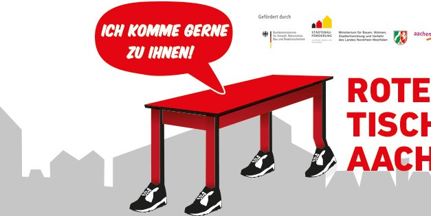 Roter Tisch Aachen
