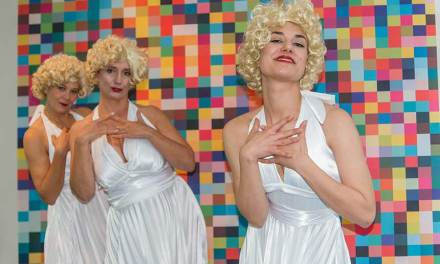 Marilyn im Ludwig Forum