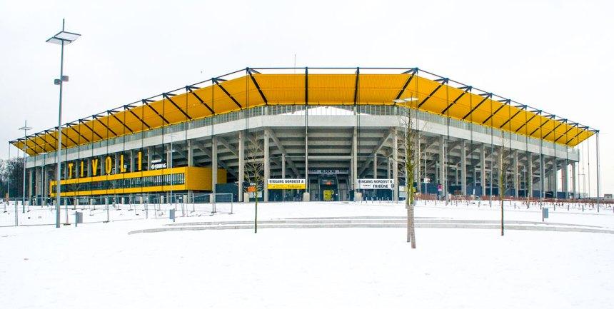 Tivoli im Schnee © Alexander Samsz