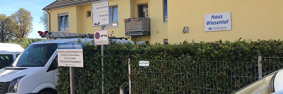 Haus Wiesental – Lebenshilfe Aachen