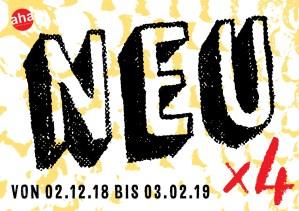 NEU x 4 @ Depot | Aachen | Nordrhein-Westfalen | Deutschland