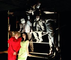Die Irre von Chailott @ Theater K im Tuchwerk | Aachen | Nordrhein-Westfalen | Deutschland
