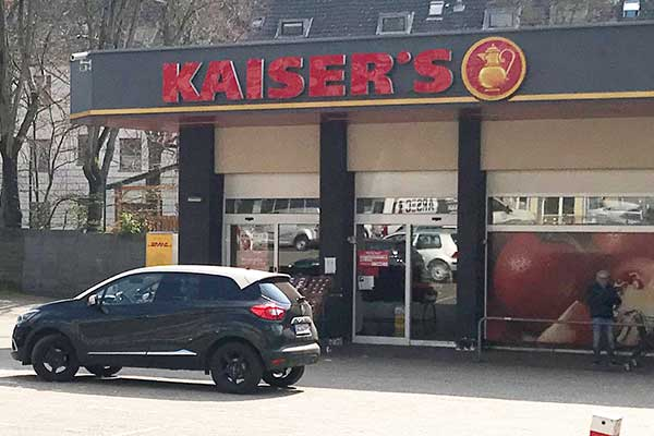 Kaiser's schließt