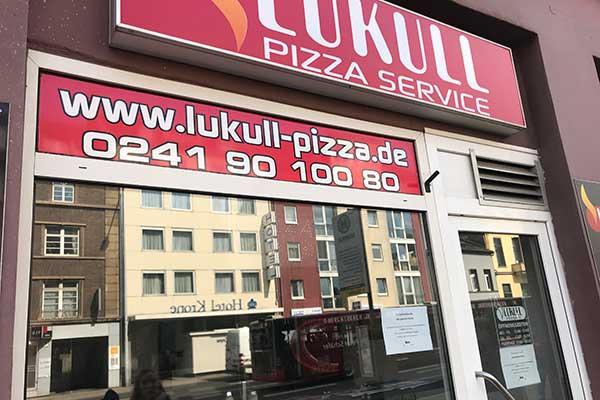 Lukull Pizza
