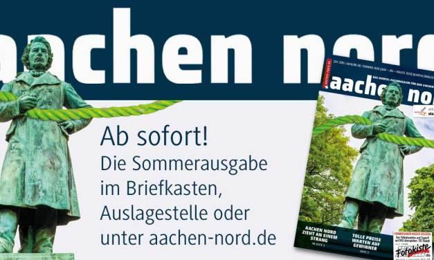 Aachen Nord – Die 60. Ausgabe ist da!