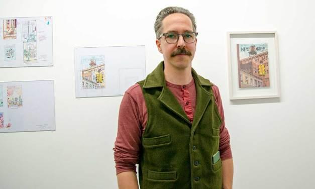 Comicvirtuose aus Aachen