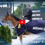 Aachen international jumping – Allianz Preis