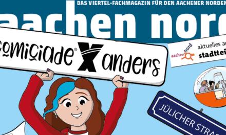 Aachen Nord Frühjahr 2021