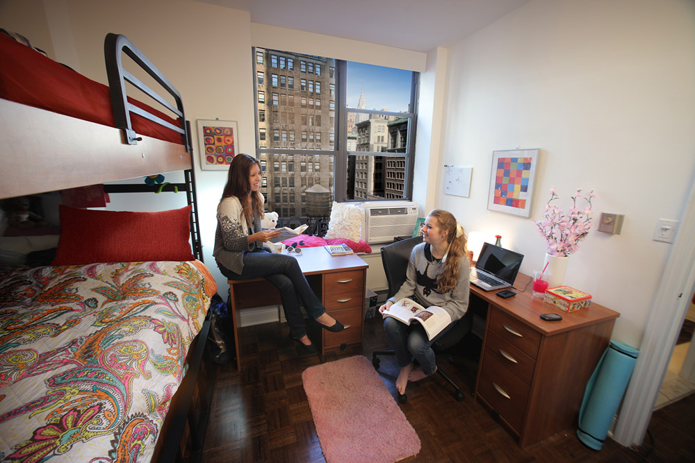 New York Student Housing  The American Academy of