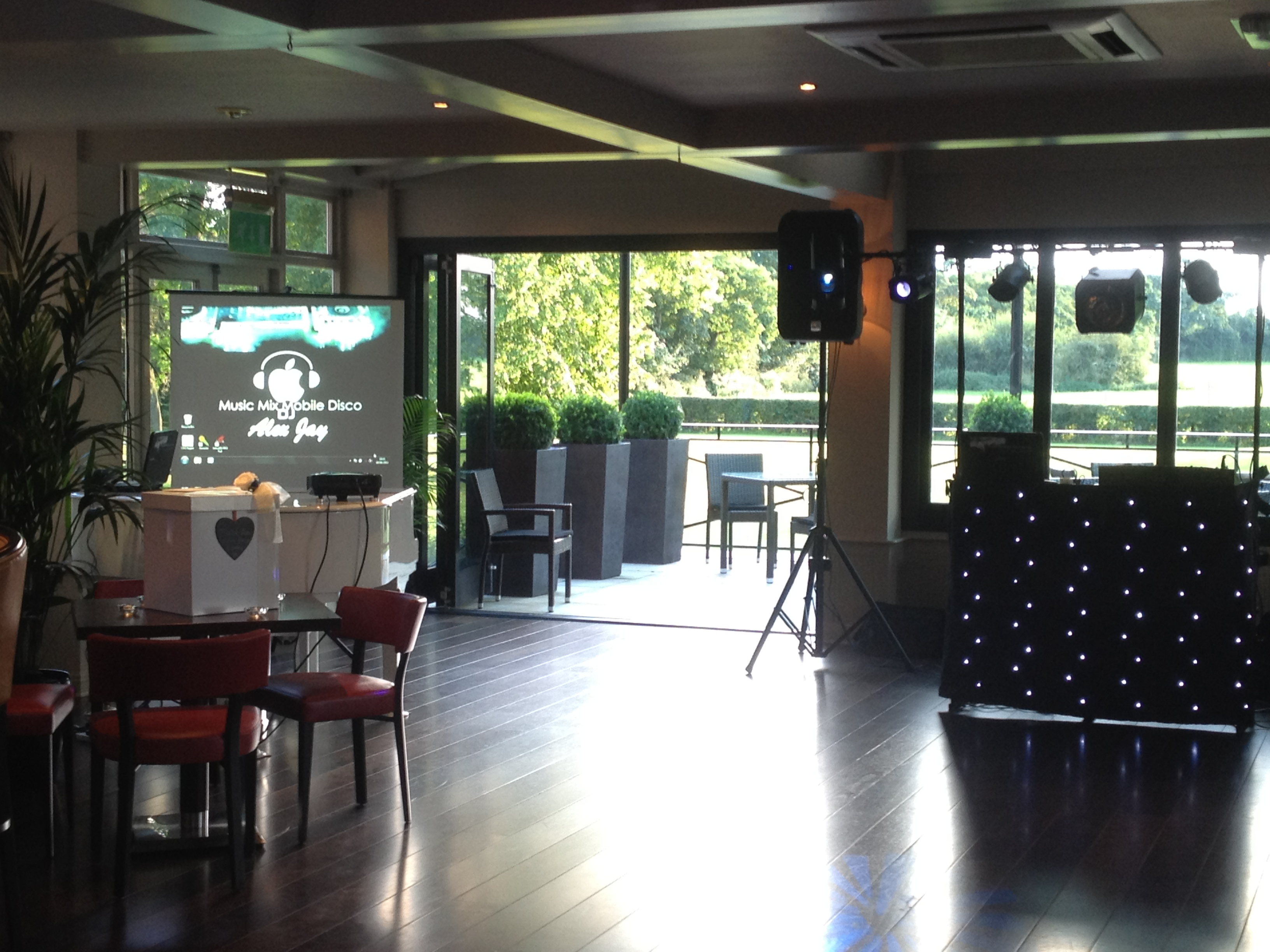 chair cover hire blackpool fairfield company reviews venue dressing liverpool dance floor light up love