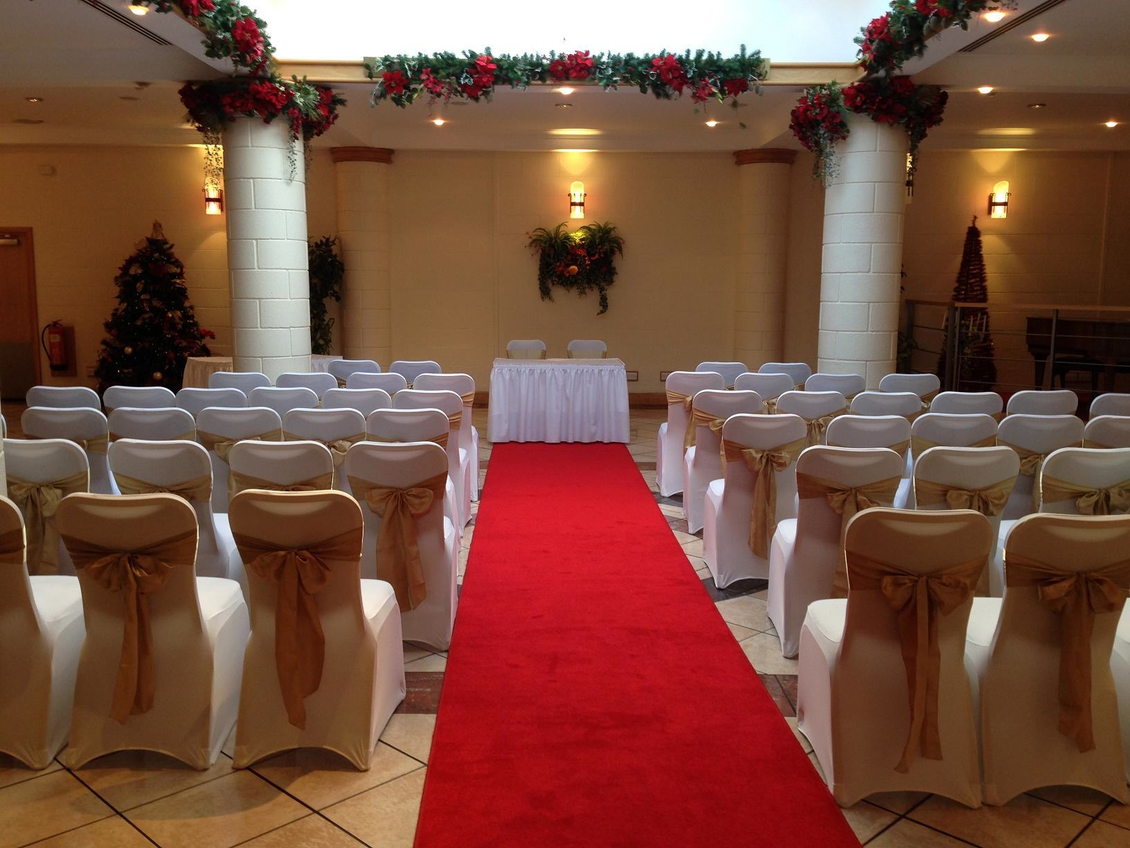 wedding chair covers preston coral sashes for chairs venue dressing weddings and events liverpool wirral