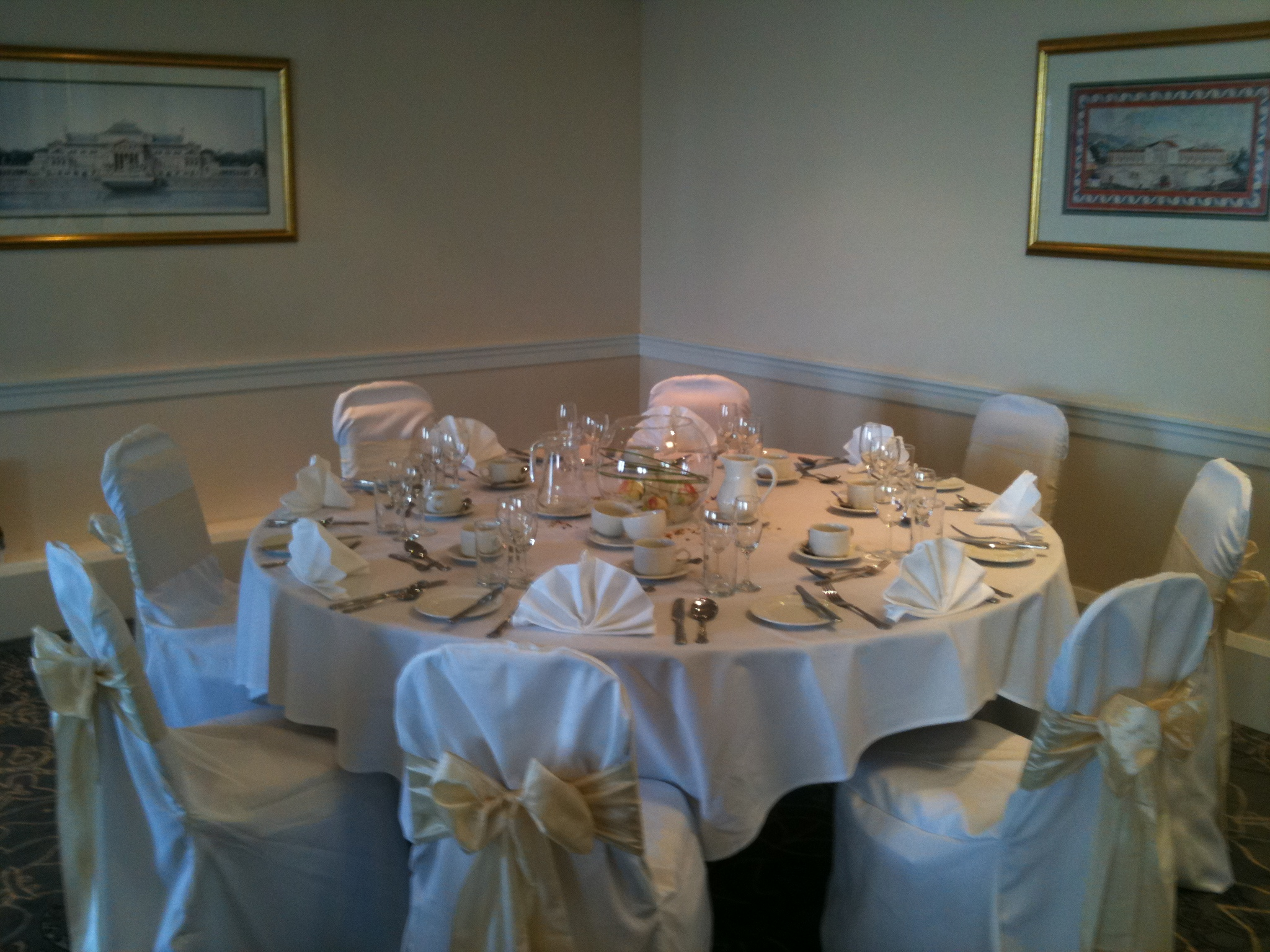 chair cover hire wigan bulk folding chairs venue dressing for weddings and events liverpool wirral