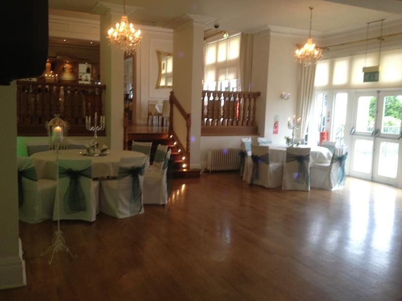 chair covers with bows attached resin folding chairs west tower hotel ormskirk - wedding venue dressing