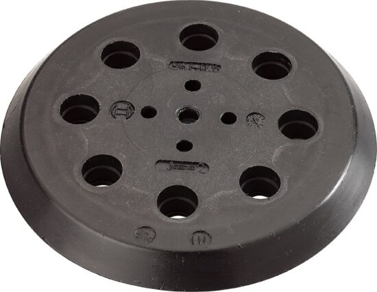 Velcro Bagskive 115 mm værktøj