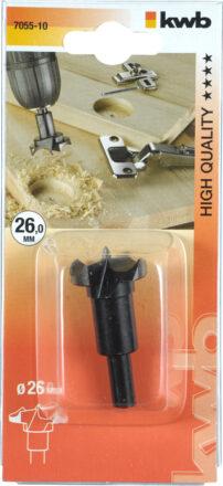 Hængselsbor 35  mm værktøj
