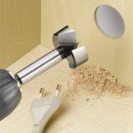 Forstnerbor 10 mm værktøj