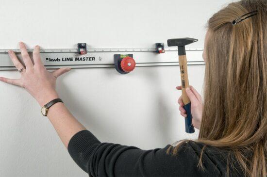 Håndtag Med Vaterpas værktøj