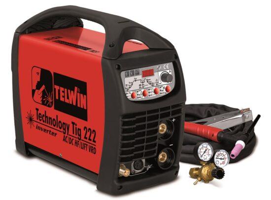 Telwin Technology tig 222 svejser værktøj