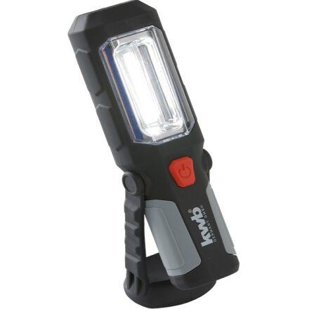 Arbejdslampe flex med magnet- COB-LED værktøj