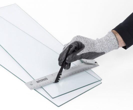 Glasskærer 130 mm værktøj