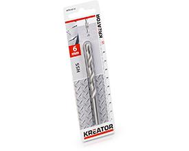 HSS metalbor 6,0 mm værktøj